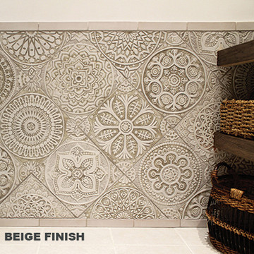 Handmade Tiles Grey Set3 [30cm/11.8‰Û]