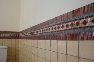 Handmade tiles bathroom Mekness