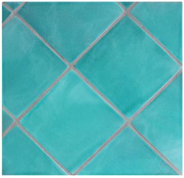 Handmade tiles square [15cm]