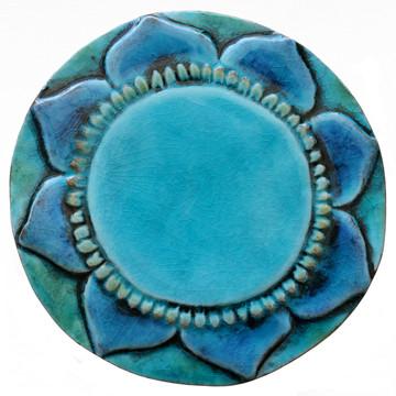 Circular Tile Mantra