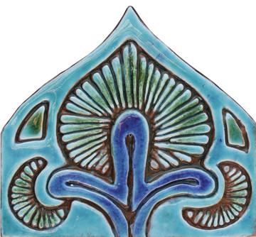 Suzani  Deco Pillar Tiles