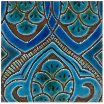 Pillars 15cm designs Moroccan