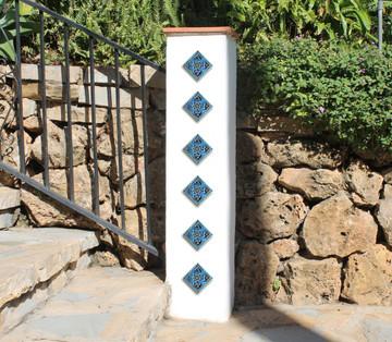 pillar sets context Mandala taco deco 8cm