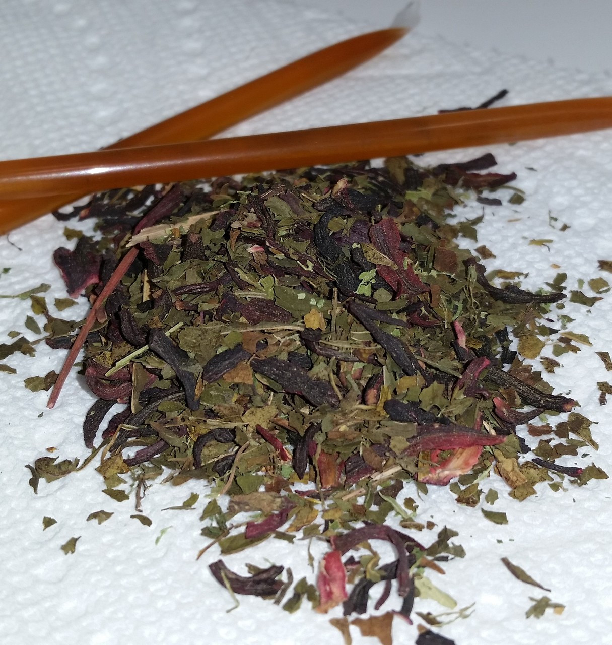 Hibiscus Mint Tea C J Farms Texas Artisan Seasonings