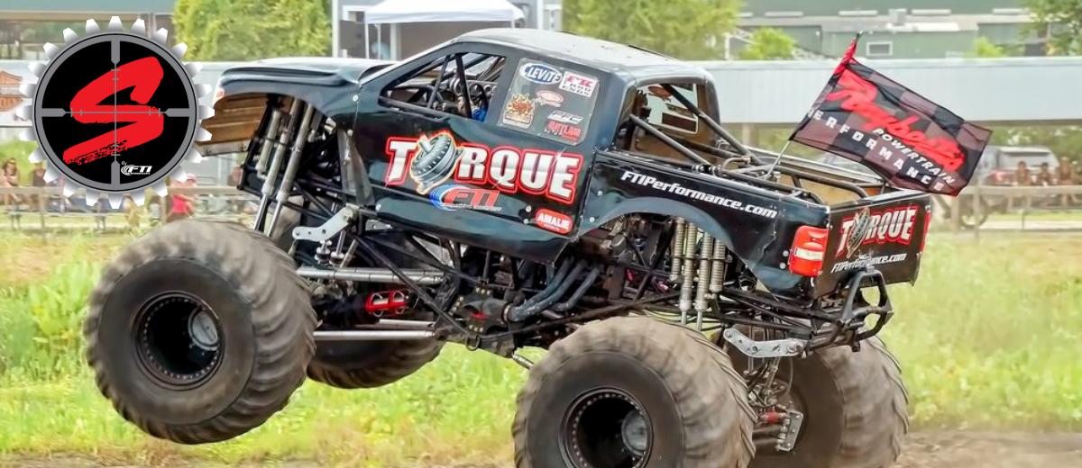 torque monster truck