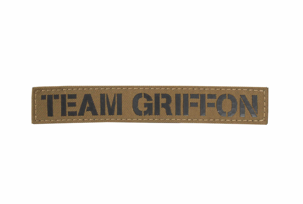 *IR Team Griffon Name Tape