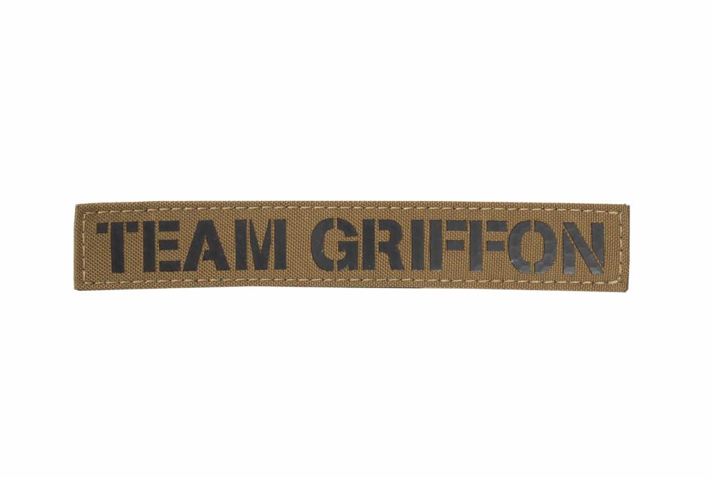 *IR Team Griffon Name Tape