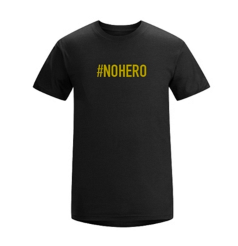 Mark Owen #NOHERO T-shirt