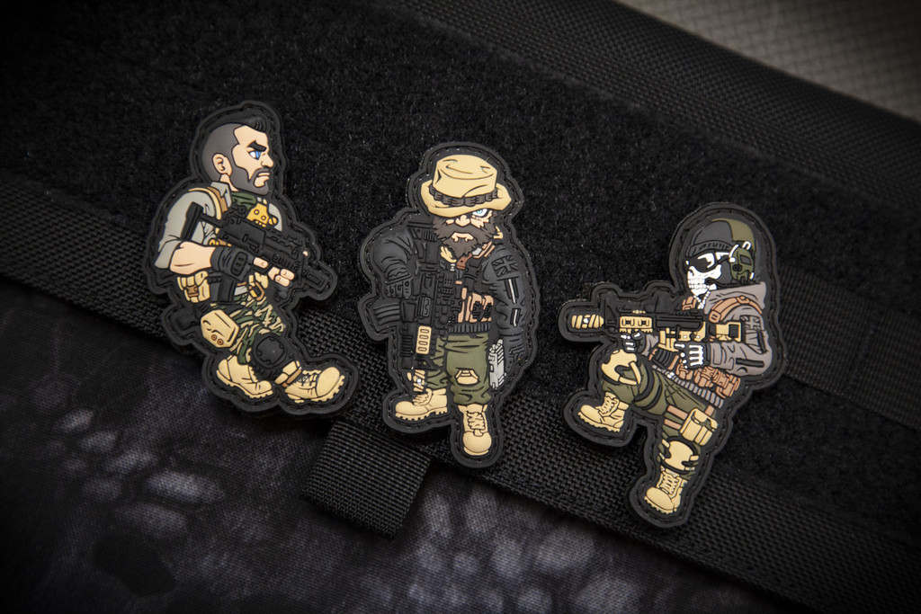 Operator patches
