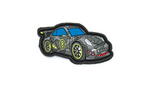 Multicam x Griffon GoldRush Rally GT3RS PVC Patch