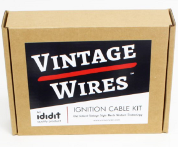 Vintage Wires for GM LS