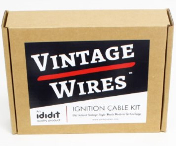 Vintage Wires 8-Cylinder Ignition Wire Set