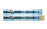 Chicago Lake Skyline Day Pencil (10-Pack)
