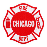 CFD Badge Patch