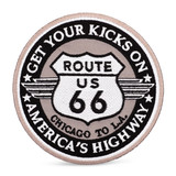 Route 66 Chicago to LA Patch
