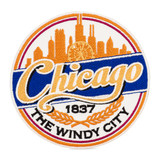 Chicago Medallion Patch