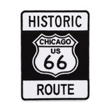 Chicago Route 66 Sign Patch