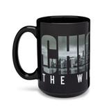 Chicago Cutout Mug