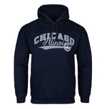 Chgo Skyline Seal P/O Sweat Navy