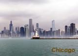 Chicago Lighthouse Postcard 5x7