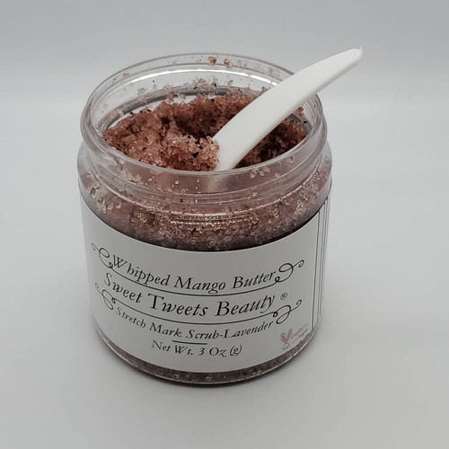 Stretch Mark Scrub