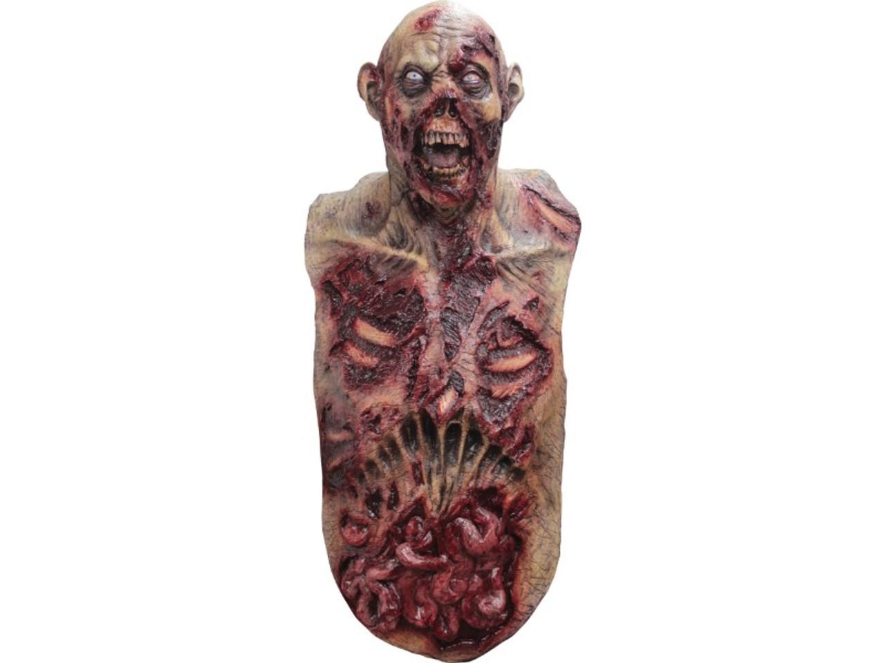 Dead zombie latex ribcage