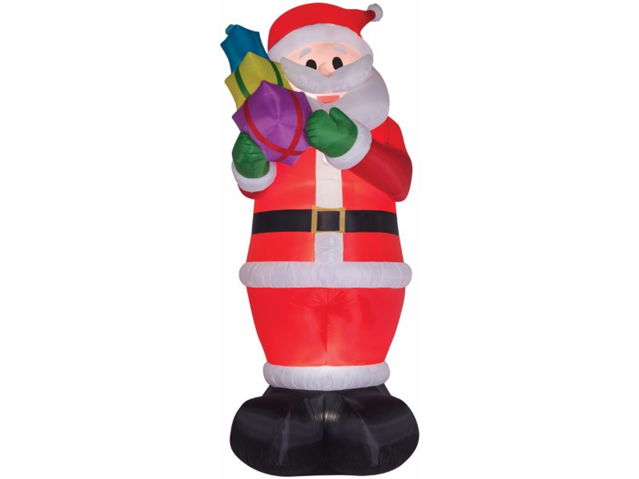 Bring An Enormous Amount Of Christmas Cheer To Your Neighborhood With This Colossal 16 Foot Tall