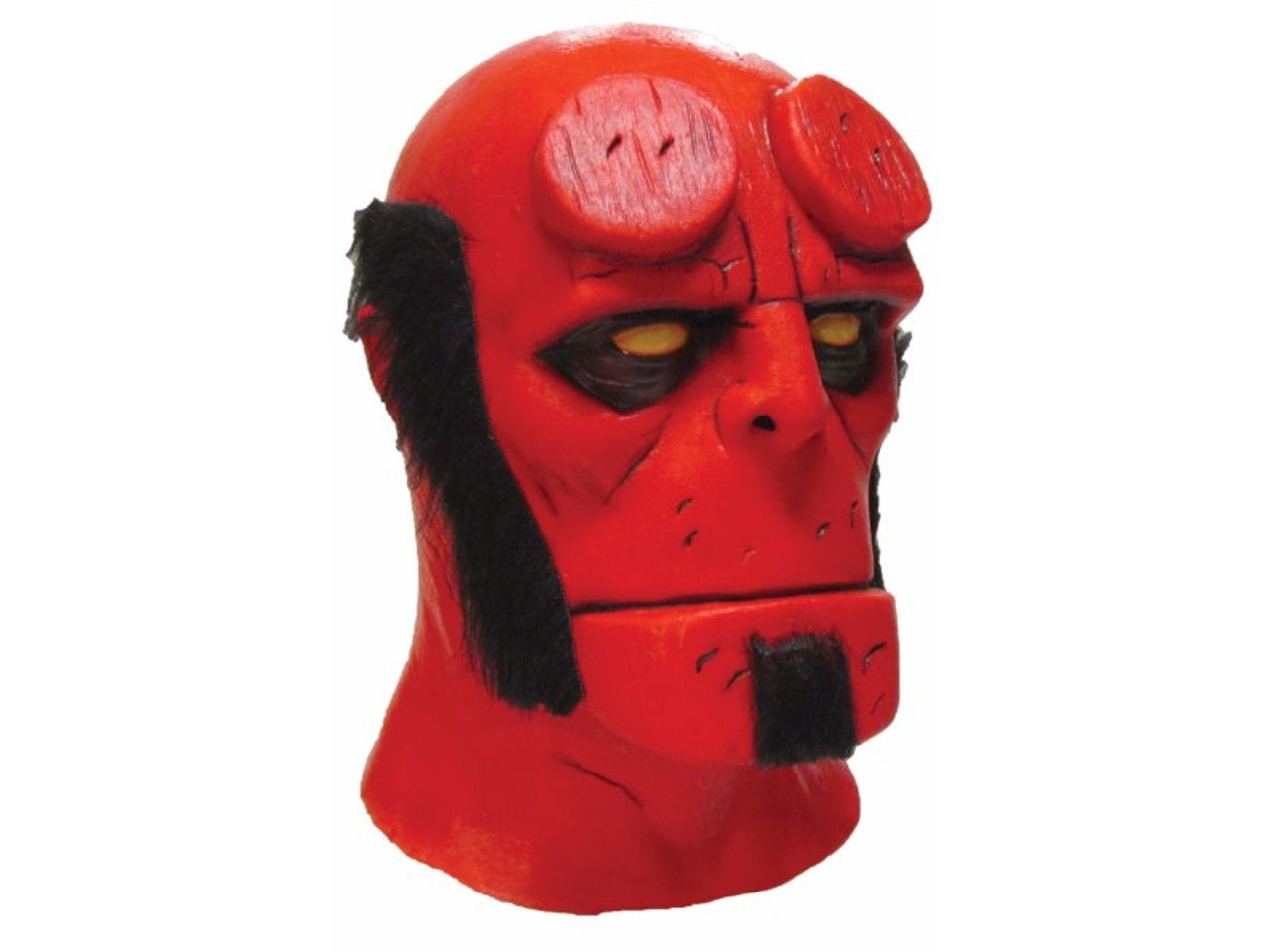 Hellboy Mask Buy Comic Comes To Life Houseofhauntzcom