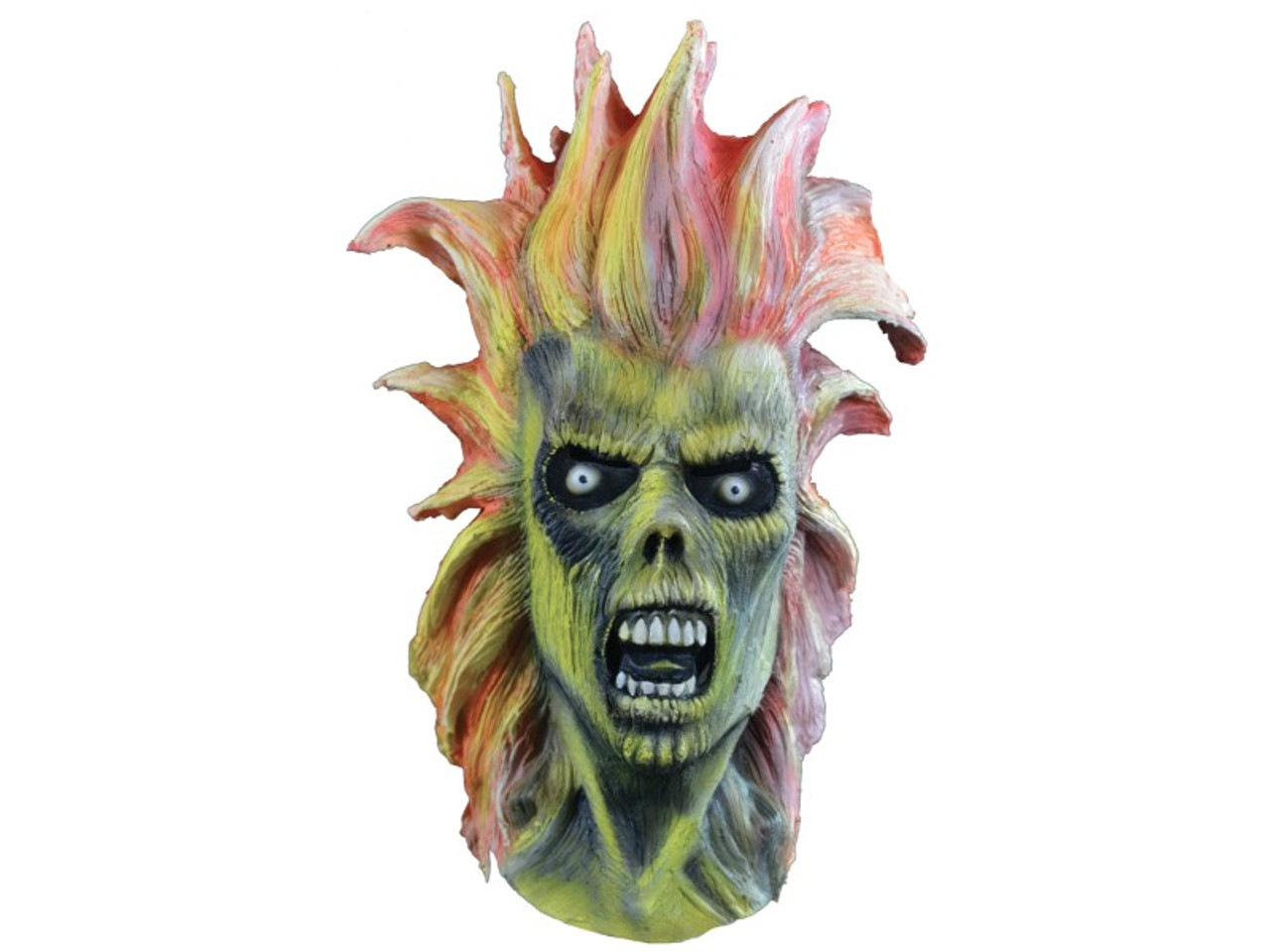 Iron Maiden Eddie Mask Become A Heavy Metal Legend