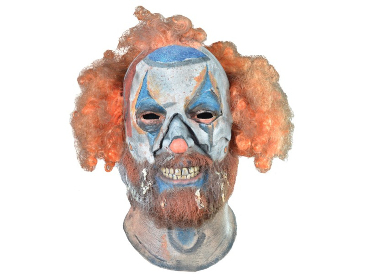 Rob Zombie Halloween Clown Mask.31 Rob Zombie Killer Clown Schitzo Head Mask