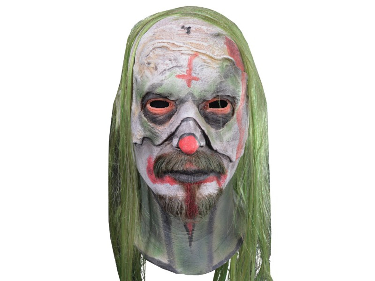 Rob Zombie Halloween Clown Mask.31 Rob Zombie Killer Clown Psycho Head Mask
