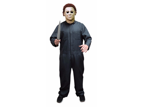 Michael Myers Mask Costume Full Plus Size Houseofhauntz Com