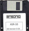 Ensoniq ASR 10 Operating System Disk v 3.53 OS boot