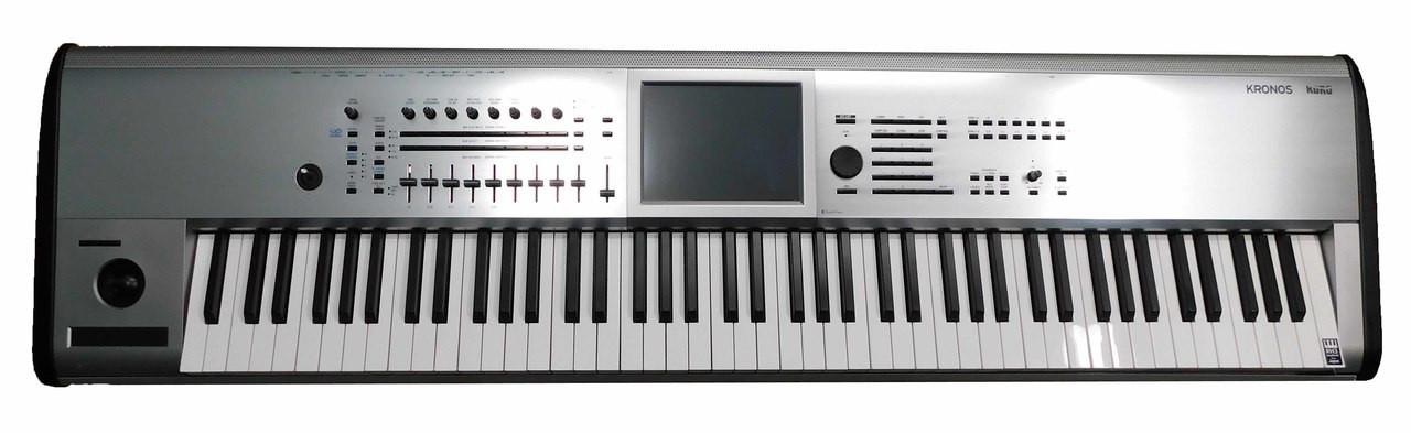 Korg Kronos 88 Key Platinum Edition Music Workstation