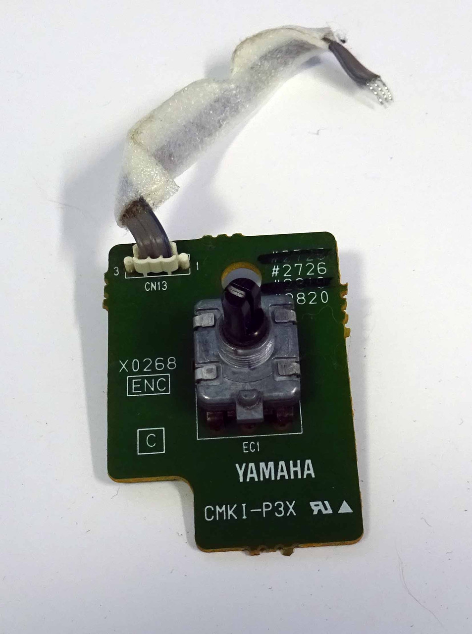 Yamaha PSR-2100 ENC Encoder Board