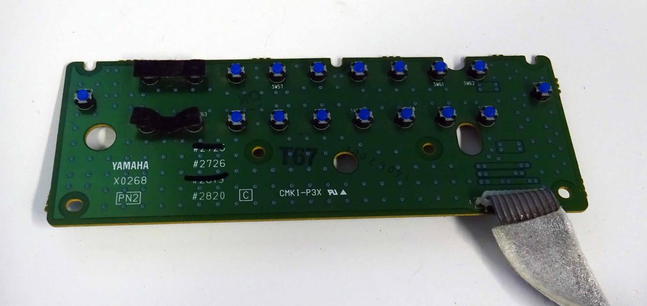 Yamaha PSR-2100 PN2 Panel Board
