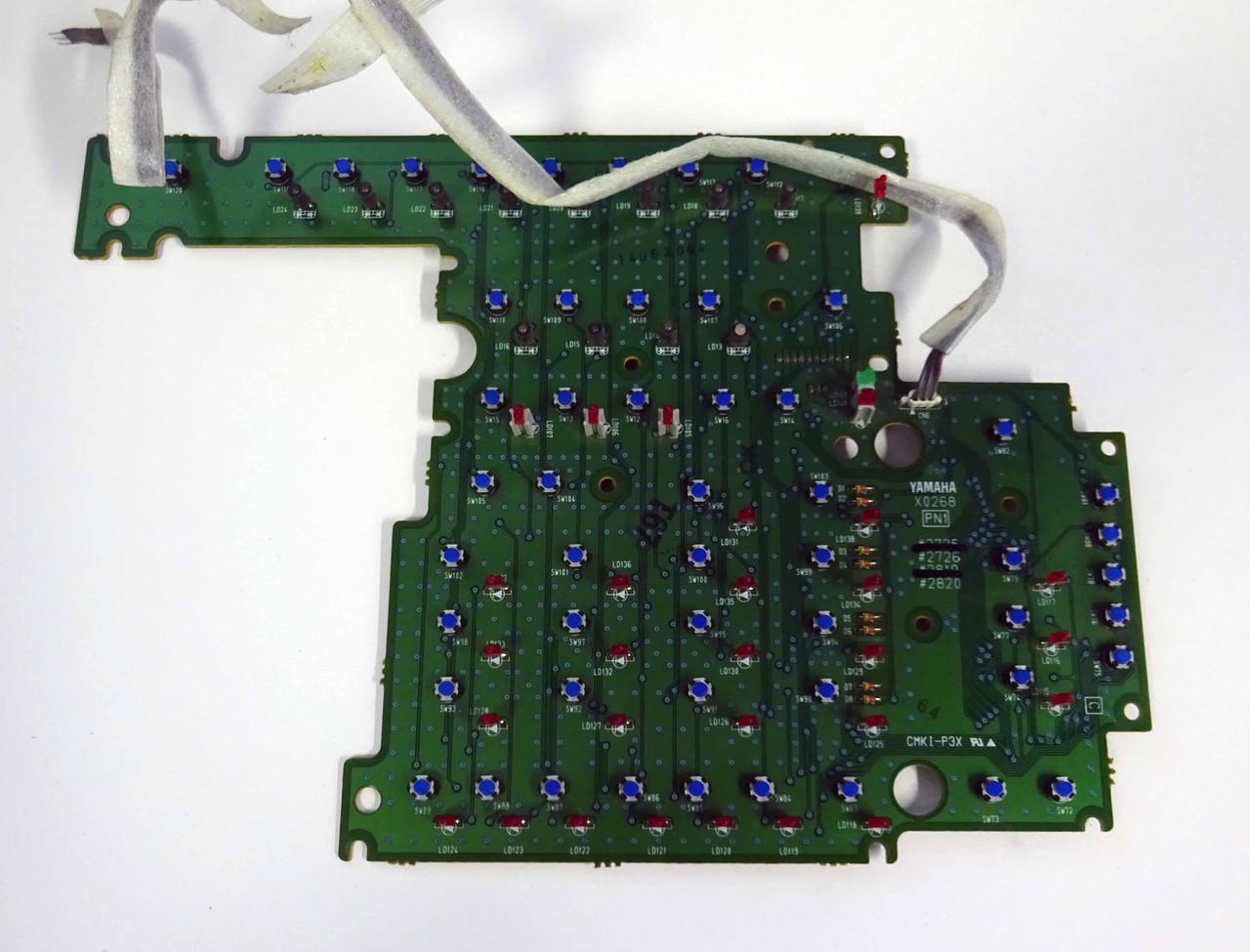Yamaha PSR-2100 PN1 Left Panel Board