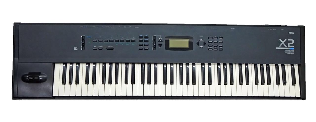 Korg X2 Music Workstation