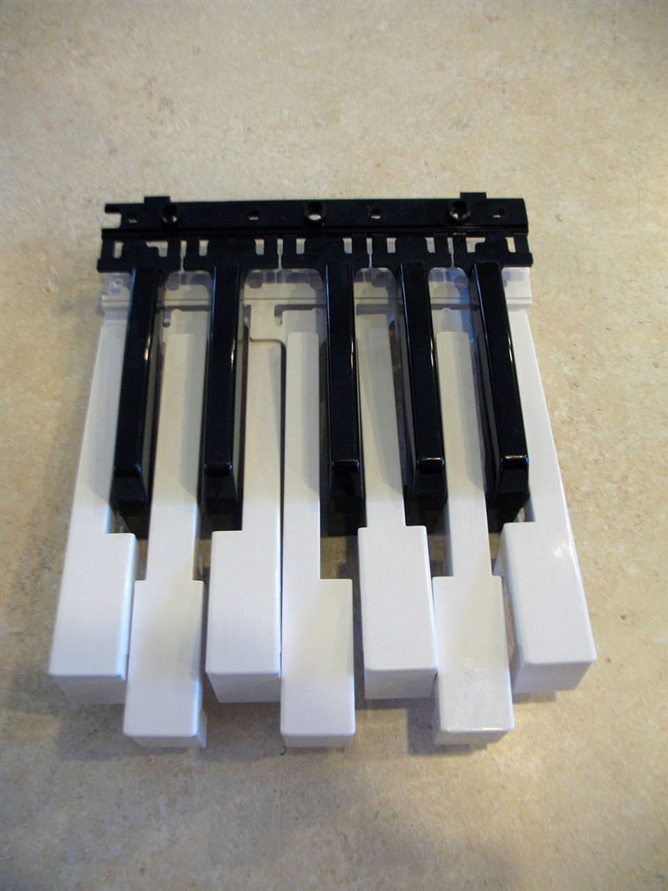 Yamaha YPG-235/535, DGX 230/300 Replacement Keys