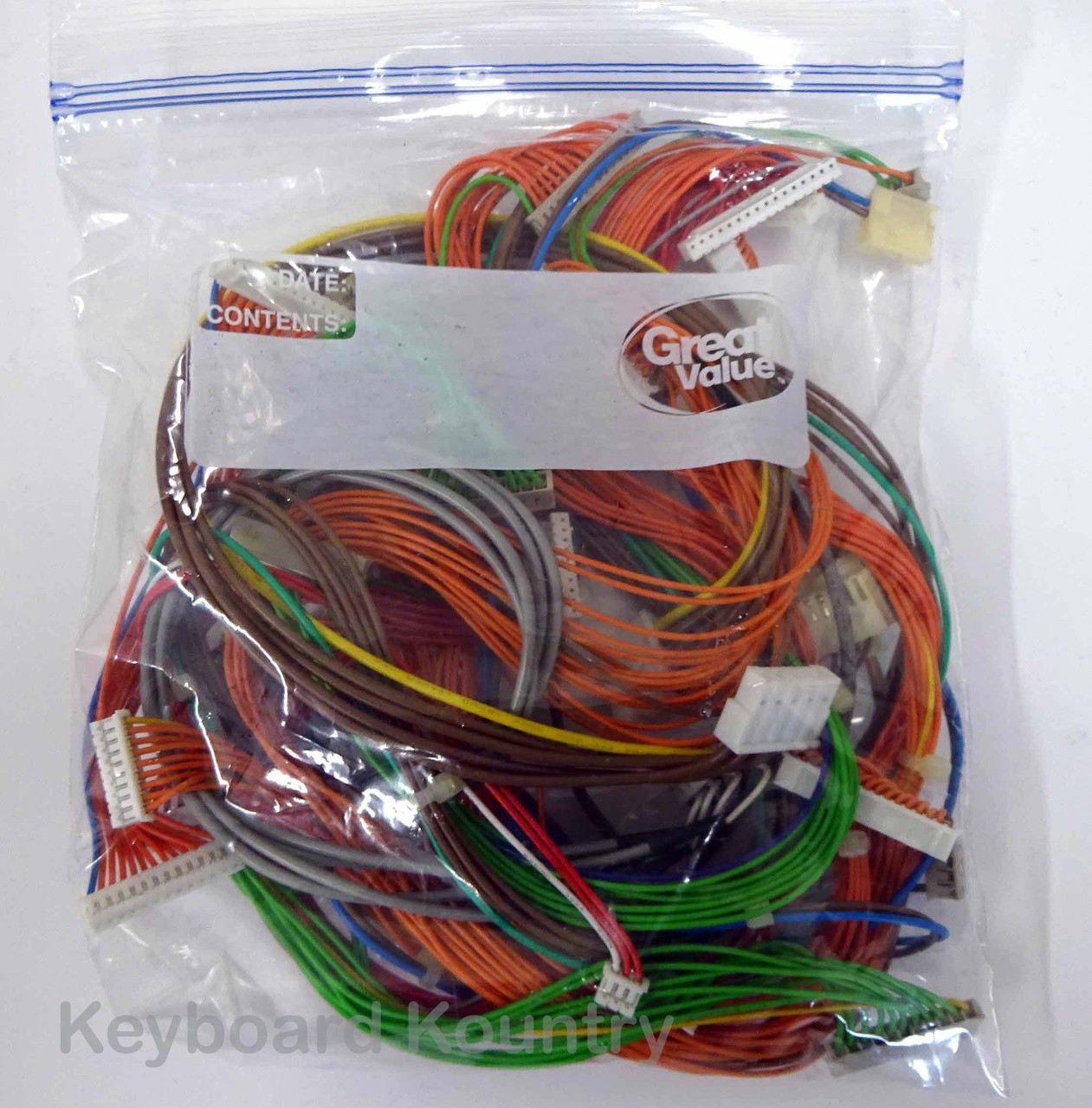 Complete Wiring Harness for Korg Trinity on