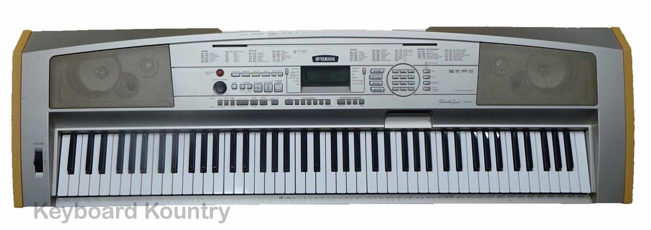 Yamaha DGX-500 Portable Grand Piano