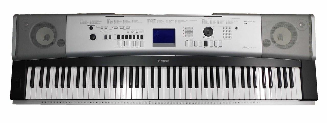 Yamaha DGX-530 Portable Grand Piano