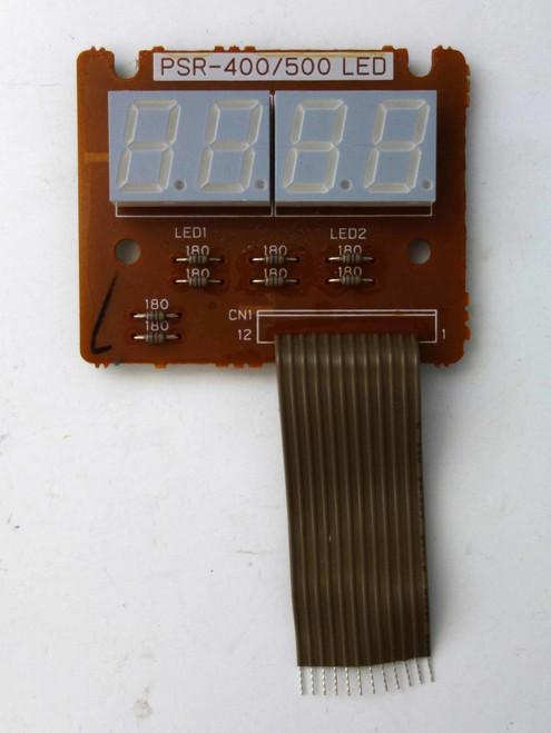 Yamaha PSR-400/500 LCD Screen