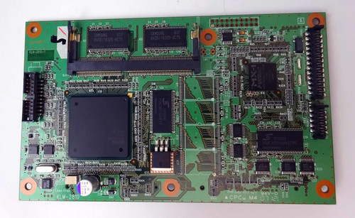 Korg M3 CPU Board KLM-2810