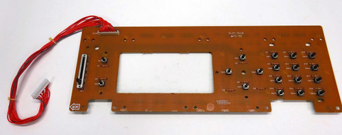 Korg X3 Right panel board (KLM-1648)