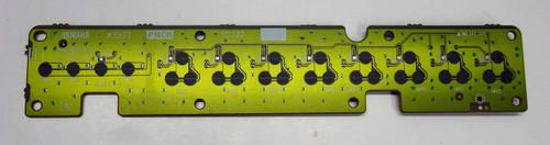 Yamaha PSR-A2000 PNCB Center Panel Board