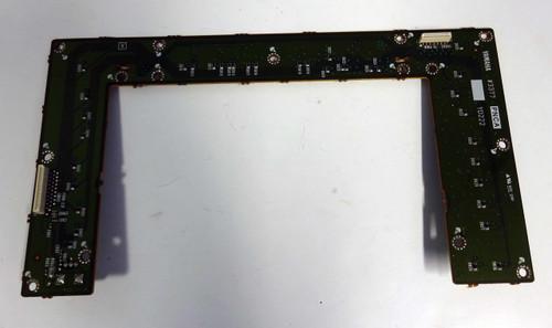 Yamaha PSR-A2000 PNCA Center Panel Board