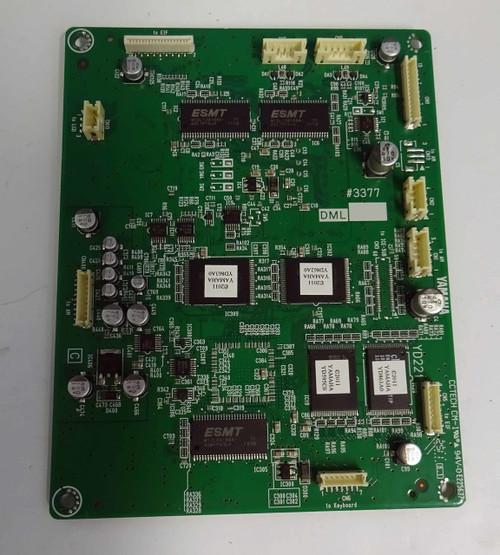 Yamaha PSR-A2000 DML Main Board