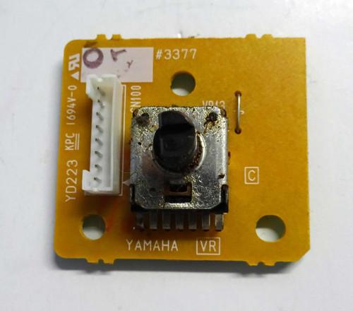 Yamaha PSR-A2000 VR Volume Board