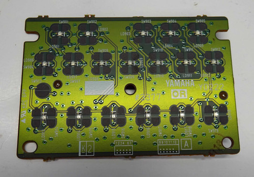 Yamaha PSR-A2000 OR Panel Board